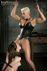 Ken Marcus Erotica Bondage Heather Tristany aka Goddess Heather and Keiko Fetish Hardcore Fine Art Free Pictures Live Sex Shows
